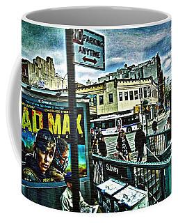 Christopher Street Greenwich Village  Coffee Mug