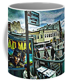 Christopher Street Greenwich Village  Coffee Mug