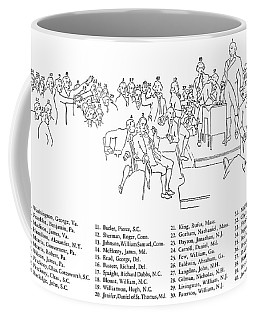 Christy: U.s. Constitution Coffee Mug