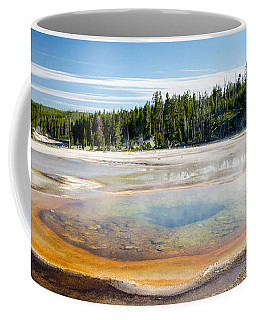 Chromatic Pool Geyser Coffee Mug