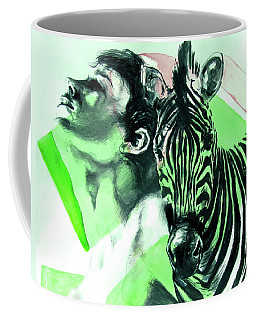 Chronickles Of Zebra Boy   Coffee Mug