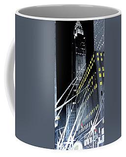 Chrysler Building At Night Coffee Mug