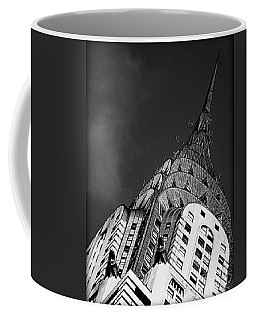 Chrysler Building's Apex Coffee Mug