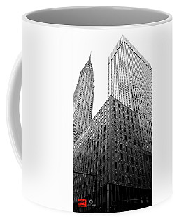 Chrystler Lofts Coffee Mug