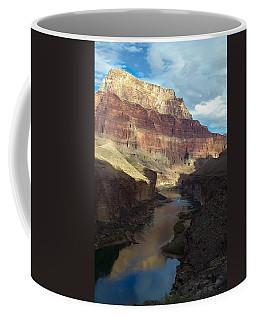 Chuar Butte Colorado River Grand Canyon Coffee Mug