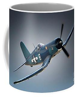 Chuck Wentworths F4u Corsair No.8 Coffee Mug