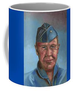 Chuck Yeager Coffee Mug