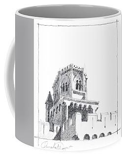 Church At Chamalieres Coffee Mug