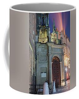 Church Door Coffee Mug by Juli Scalzi