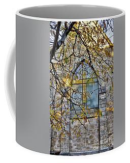 Church Ghost Coffee Mug