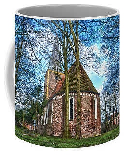 Church In Winsum Coffee Mug