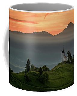 Church Jamnik Coffee Mug