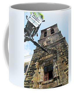 Church Of El Salvador 2 Coffee Mug