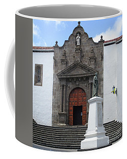 Church Of El Salvador 3 Coffee Mug