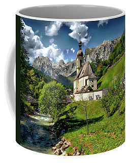 Church Of St. Sebastian Coffee Mug