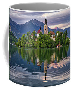 Church Of The Assumption. Coffee Mug