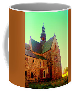 Church Of The Blessed Virgin Mary And St. Florian In The Wachock Coffee Mug