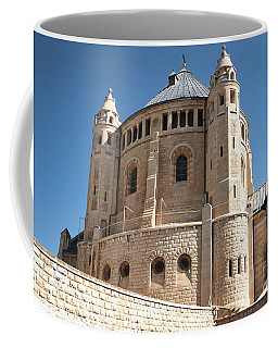 Coffee Mug featuring the photograph Church Of The Dormition by Mae Wertz