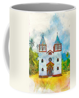 Church Of The Holy Family Coffee Mug
