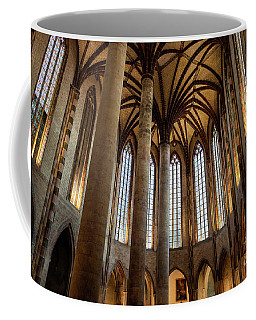 Church Of The Jacobins Interior Coffee Mug by Elena Elisseeva