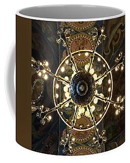 Church Of The Saviour On The Blood Coffee Mug