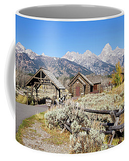 Church Of The Transfiguration Coffee Mug by Shirley Mitchell