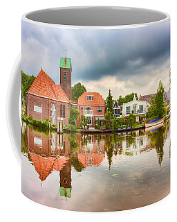 Church Reflections Coffee Mug