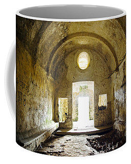 Church Ruin Coffee Mug