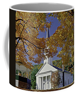 Church, Sharon Vermont Coffee Mug