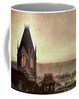 Church Steeple 4 For Cup Coffee Mug