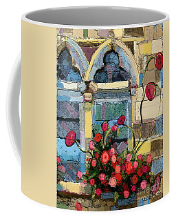 Church Window Coffee Mug