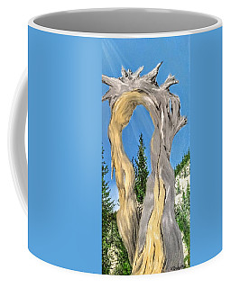 Church Window Coffee Mug