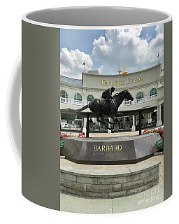 Churchill Downs Barbaro 2 Coffee Mug