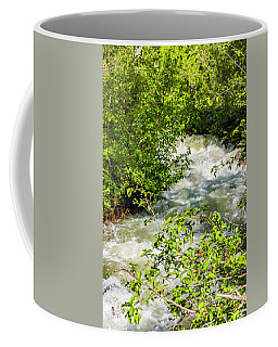 Churning Coffee Mug