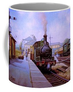 Churston Station 1956. Coffee Mug