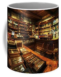 Cigar Shop Coffee Mug