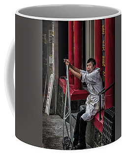 Cigarette Break Coffee Mug