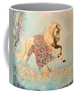 Cinderellas Unicorn Coffee Mug