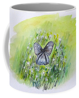 Cindy's Butterfly Coffee Mug