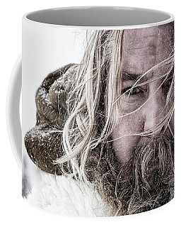 Cinematic Portrait Coffee Mug
