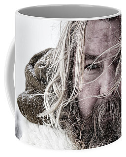 Cinematic Portrait Coffee Mug