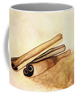 Cinnamon Coffee Mug