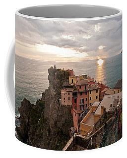 Cinque Terre Tranquility Coffee Mug by Mike Reid