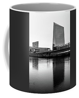 Coffee Mug featuring the photograph Cira Centre - Philadelphia Urban Photography by David Sutton