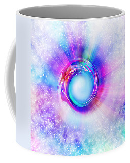 Circle Eye  Coffee Mug