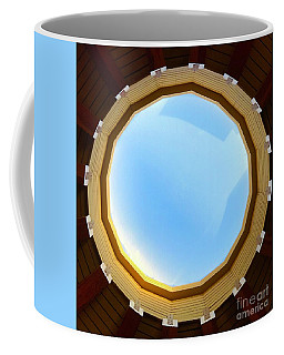 Circle Skylight Coffee Mug