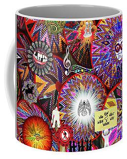 Circles Everywhere Coffee Mug