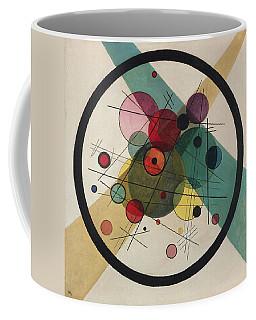 Circles In A Circle Coffee Mug