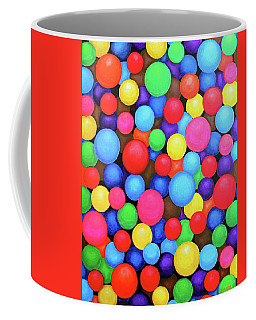 Circles Coffee Mug by Lorna Maza
