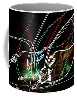 Circles Of Chaos Coffee Mug